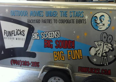 next-day-signs-vehicle-lettering-fun-flicks-trailer