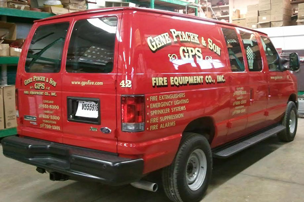 Vehicle Graphics - Next Day Signs
